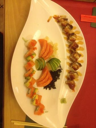 Bento Ya: Sushi and sushimi