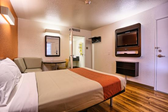 Motel 6 Petaluma: Guest Room
