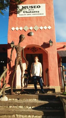 Villa Giardino, Argentina: Museo de la chatarra