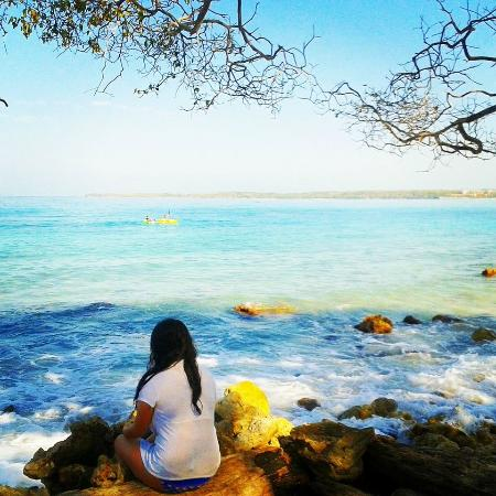 RestoBar Los Corales: Pequeño paraíso