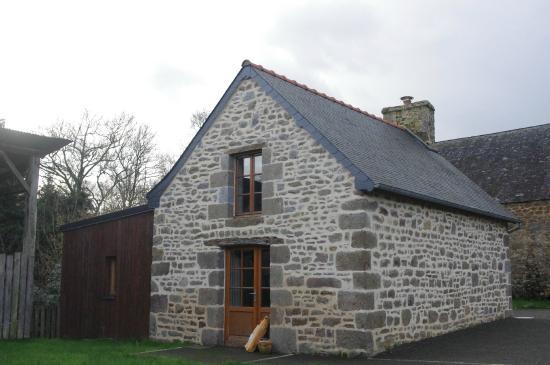 La maison neuve picture of auberge de la maison neuve for Auberge maison deschambault