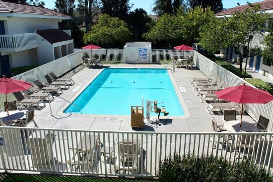 Motel 6 san luis obispo south californie voir les for Trouver un motel