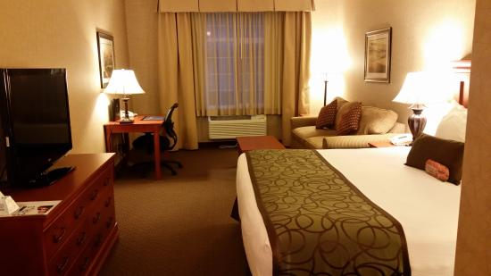 Best Western Plus Kennewick Inn: Room 131