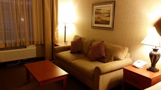 BEST WESTERN PLUS Kennewick Inn: Sitting Area