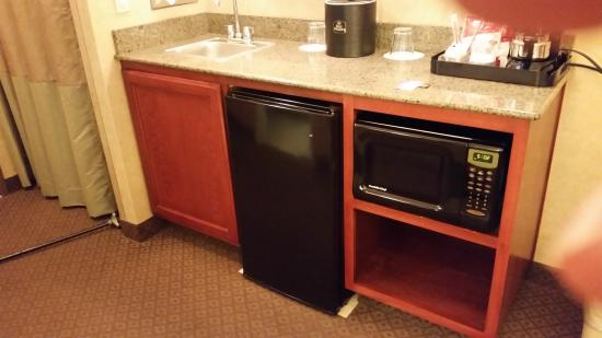 BEST WESTERN PLUS Kennewick Inn: Wet Bar