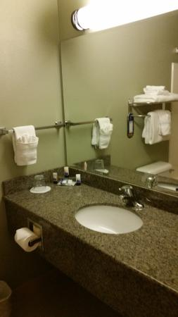 BEST WESTERN PLUS Kennewick Inn: Bathroom Vanity