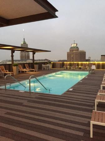 The Westin Riverwalk, San Antonio: Great Sky Deck