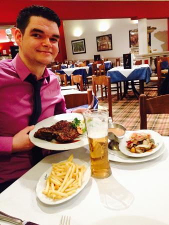 Giuliano's: Amazing meal