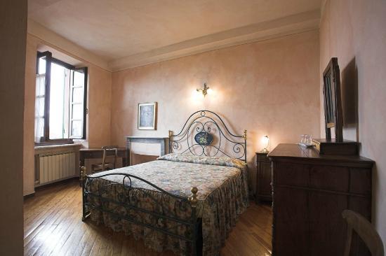 camera rosa - Foto di Ristorante Bel Soggiorno, Cremolino - TripAdvisor