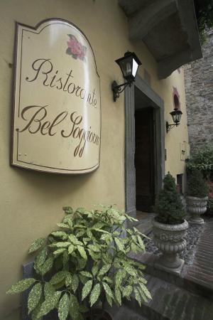 ingresso - Picture of Ristorante Bel Soggiorno, Cremolino - TripAdvisor