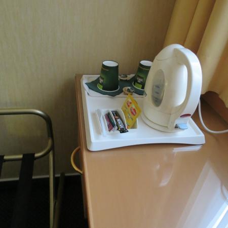 Hotel a la Grande Cloche: las infusiones que dejaban