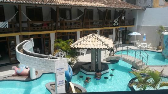 Casa Blanca Park Hotel : Vista da piscina
