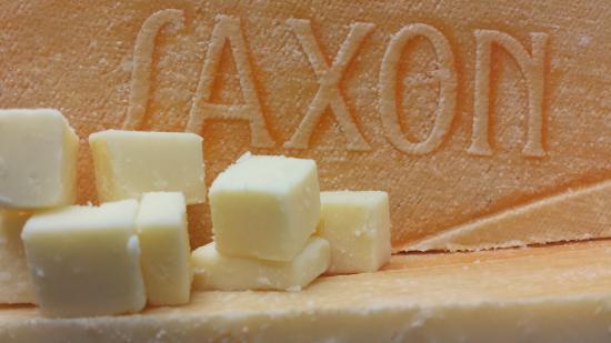 Cleveland, WI: Saxon Creamery's Big Eds Gouda