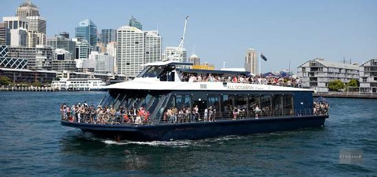 Flagship Cruises Boat Charters Sydney Updated 2019