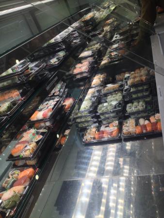Wasabi Sushi : -1