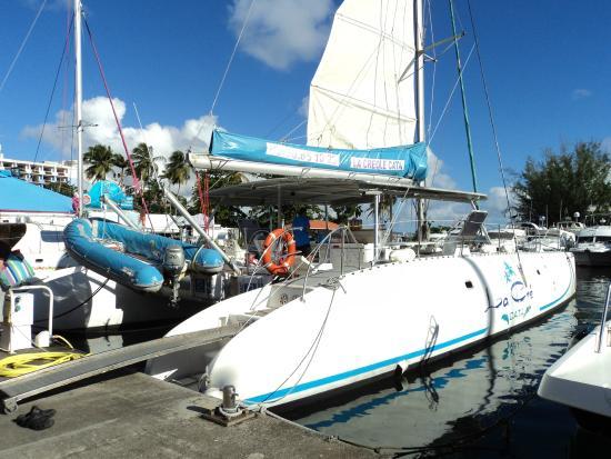 "Pierre & Vacances Village Club Sainte Luce : Catamaran ""CREOLE CATA"""