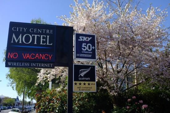 City Centre Motel: Entrance