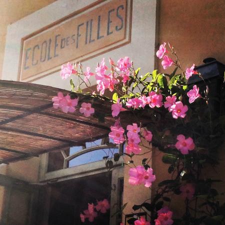 Restaurant l'Ecole des Filles: Vakkert!