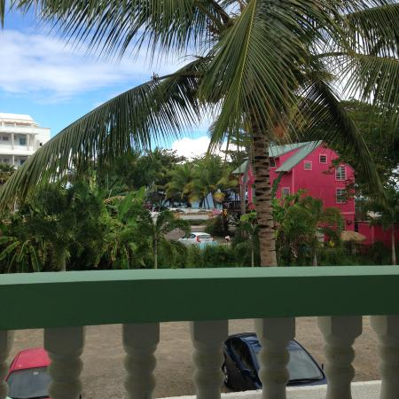 Casa Verde Hotel: View from room