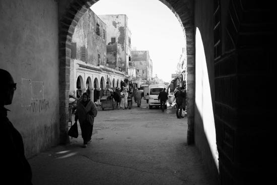 Riad Remmy: Walking through the Gate
