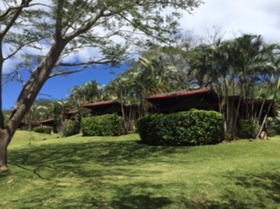 Hotel Borinquen Mountain Resort: bungalows