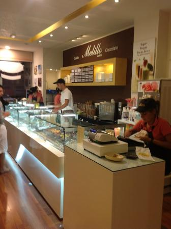 Cioccolateria Gelateria Melillo