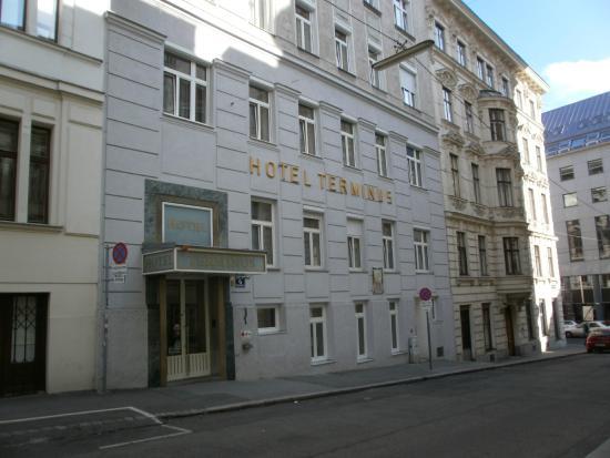 Hotel Terminus: Vista del hotel