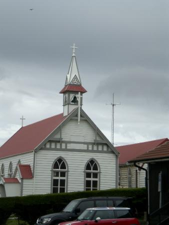 St. Mary s Catholic Church : Outside View of the Church