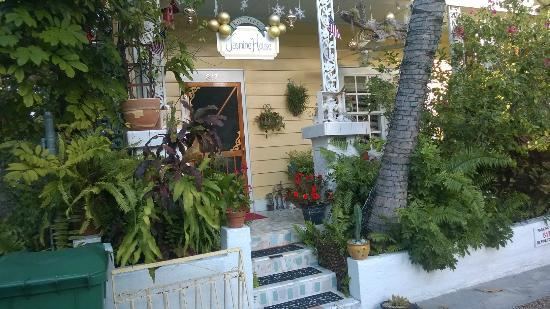 Sweet respite picture of jasmine house key west for Jasmine house