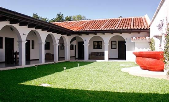 Hotel Vina Espanola: foto jardin