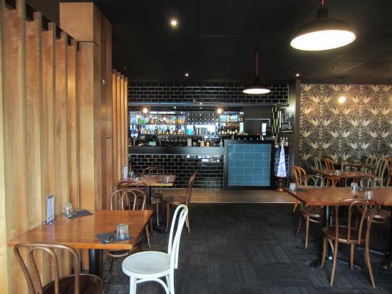 DUO Dining Room Bar Duo Interior