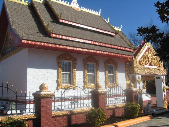 Sculpture picture of wat lao buddhist temple murfreesboro tripadvisor - Lao temple murfreesboro tn ...