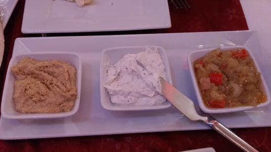 Palato Cafe Restaurant: Appetizers