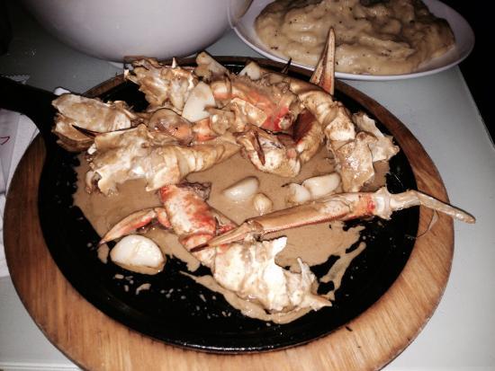1/2 order dun genesis killer crabs