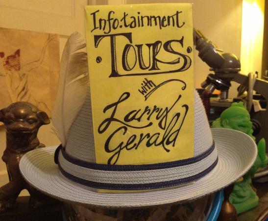Larry Gerald Tours