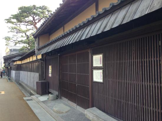 Matsusaka Merchant Museum: 外観