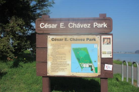 César Chávez Park: Cesar Chavez Park, Berkeley, Ca