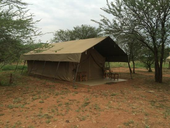 Ronjo Tented Camp: our tent