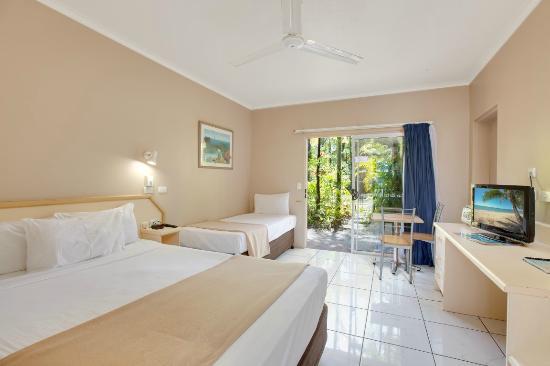 كيرنز رينبو ريزورت: Cairns Rainbow Resort Twin Room