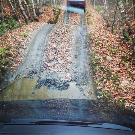 Land-Rover Experience Driving School: Mud and Ruts