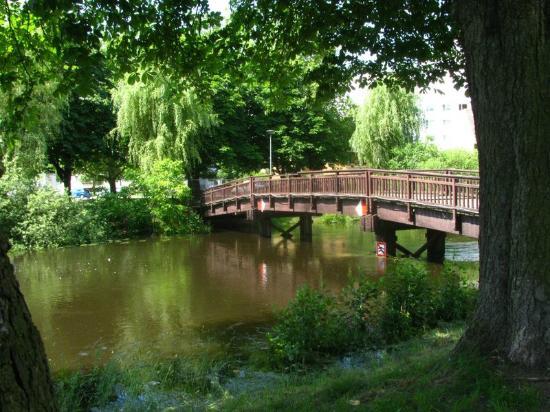 Lubben, Germany: Spreewald Gurkenradweg Impressionen