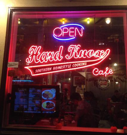 Hard Knox Cafe San Francisco Ca