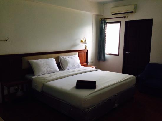 Choeng Mon Beach Hotel and Spa: ダブルの部屋