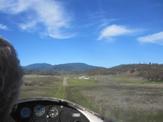 Crazy Creek Air Adventures: Landing smooth and precise.