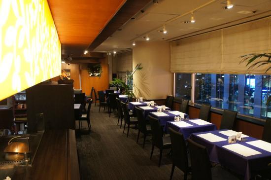 Hotel Abest Meguro: 鉄板ビストロペリゴール