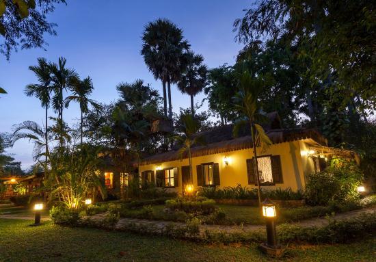 La Palmeraie d'Angkor: Exterieur