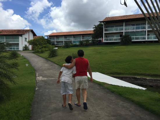 Villa Hipica Resort: Jardins