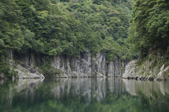 Doro River Valley : その先にはこんな景色が広がってます