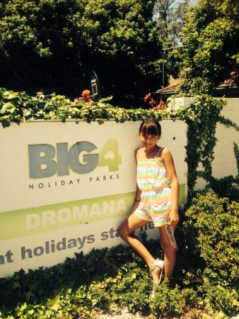Kangerong Holiday Park: Ashlee showing An Awesome Park To Holiday In!!!