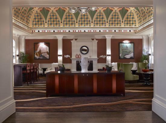 Kimpton Hotel Monaco Denver: Hotel Lobby
